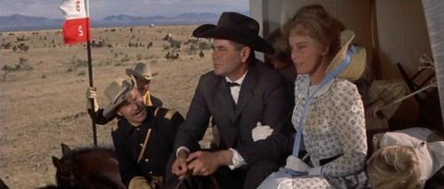 Jornada da Vida (Cimarron, Anthony Mann/Charles Walters, 1960) Ford & Schell