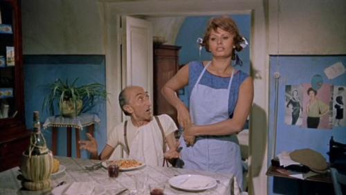 Começou em Nápoles (It Started in Naples, Melville Shavelson, 1960) Sophia Loren