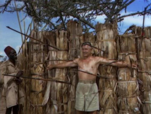 Mogambo (John Ford, 1953) Clark Gable