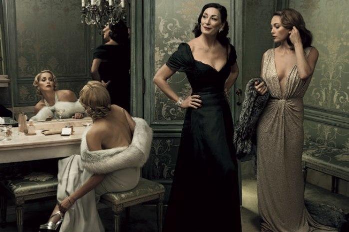 Vanity Fair Portfolio 2007: Killers Kill, Dead Men Die por ...