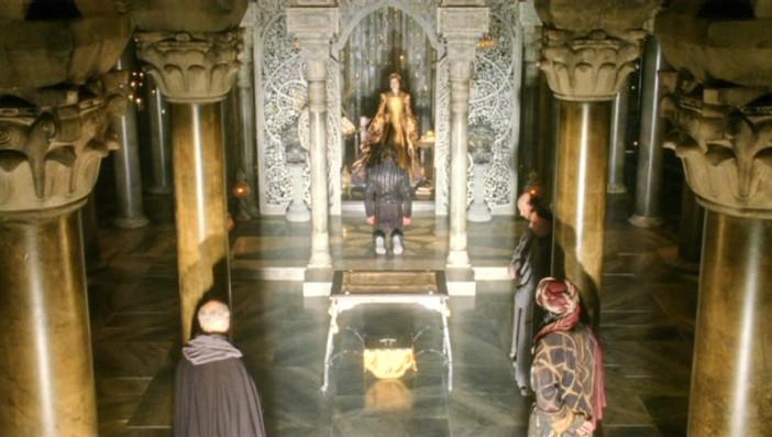 the fountain - JACKMAN