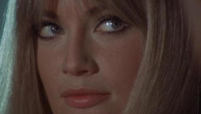 Marisa Mell em Perigo Diabolik (Danger  Diabolik, 1968)