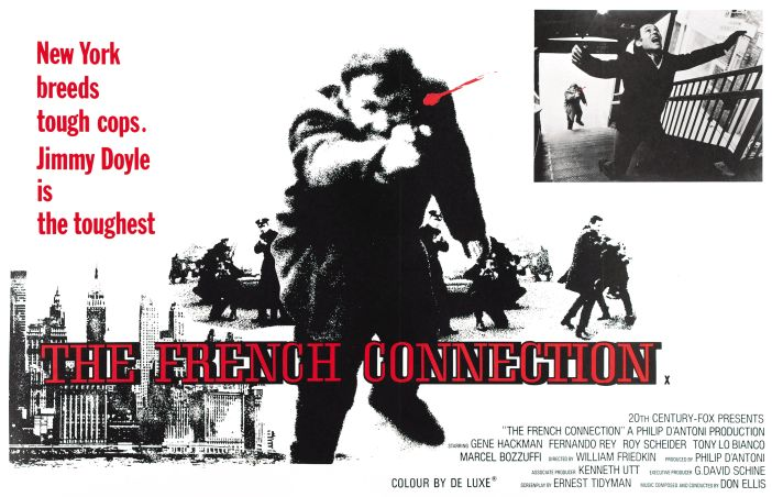 The French Connection (1971) POSTER