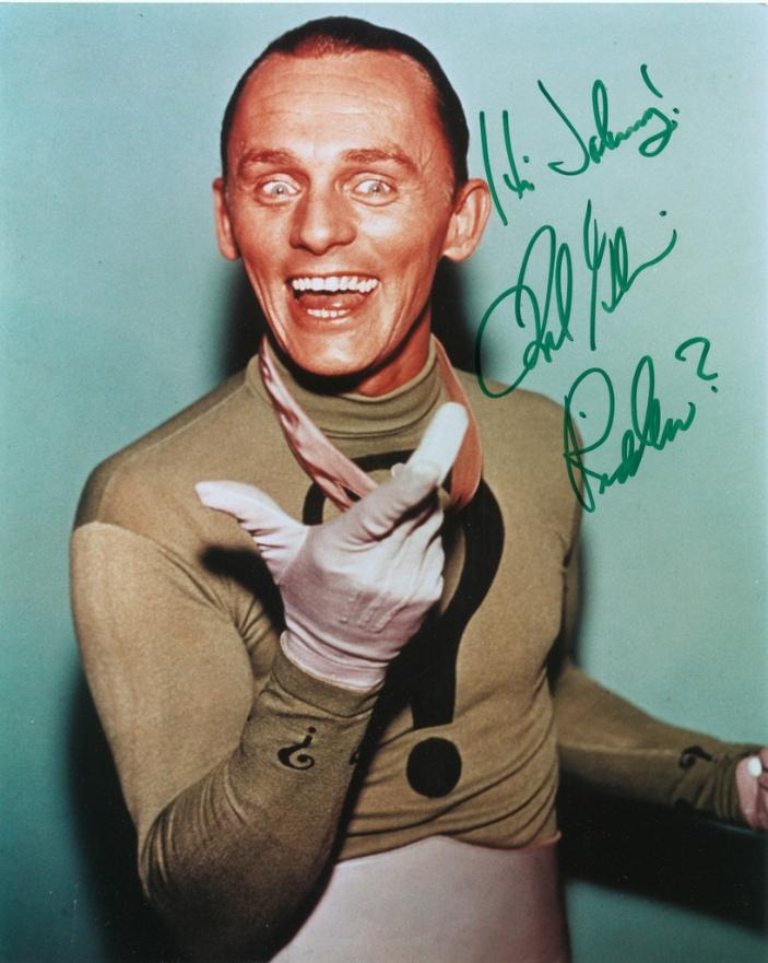 frank gorshin riddler laugh ringtone