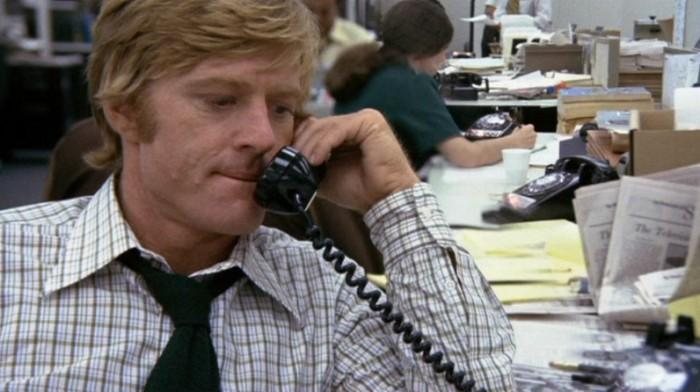Alan J. Pakulas - All the Presidents Men - Robert Redford