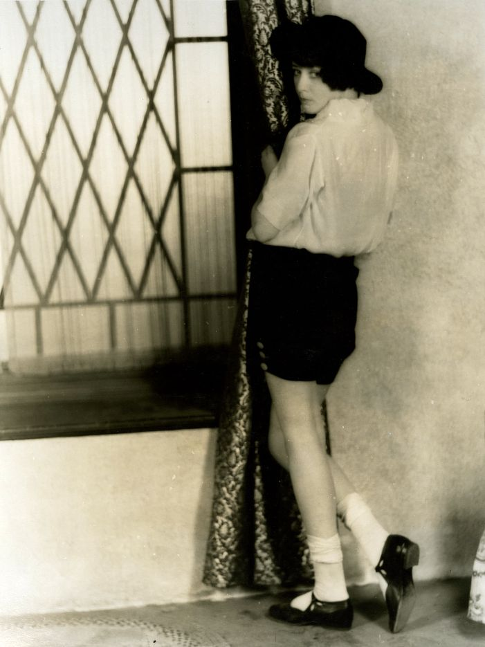 Sally O'Neil Publicity Still by Clarence S. Bull