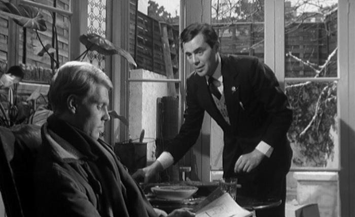 The Servant (1963) - JAMES FOX & DIRK BOGARDE