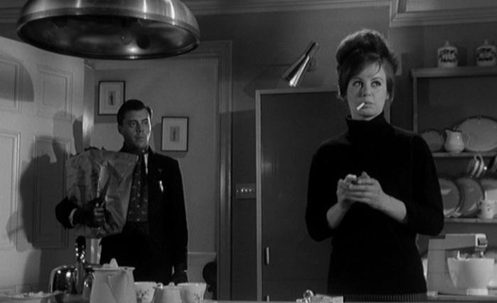 The Servant (1963) - DIRK BOGARDE & SARAH MILES