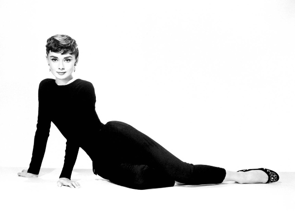 Audrey Hepburn (Bonequinha de Luxo/Breakfast at Tiffany's, Blake Edwards, 1961)