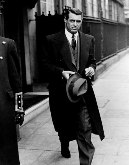 Cary Grant (Intriga Internacional/North by Northwest, Alfred Hitchcok, 1959)
