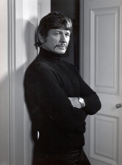 Charles Bronson (Era Uma Vez no Oeste/C'era una volta il West, Sergio Leone, 1968)