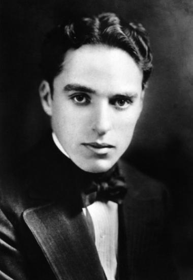Charlie Chaplin (Luzes da Cidade/City Lights, Charles Chaplin, 1931)