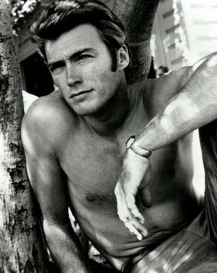 Clint Eastwood (Três Homens em Conflito/Il Buono, il brutto, il cattivo, Sergio Leone, 1966)