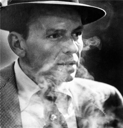 Frank Sinatra (O Homem com o Braço de Ouro/The Man with the Golden Arm, Otto Preminger, 1955)