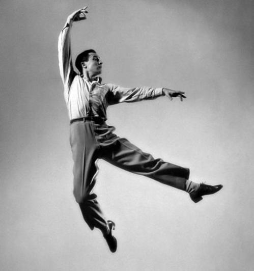 Gene Kelly (Cantando na Chuva/Singin' in the Rain, Gene Kelly/Stanley Donen, 1952)