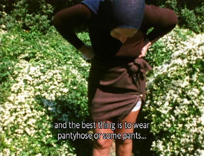 grey gardens - Little Edie in pants