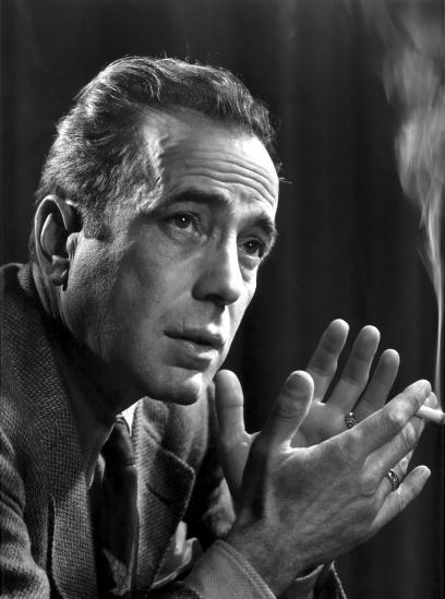 Humphrey Bogart (O Tesouro de Sierra Madre/The Treasure of the Sierra Madre, John Huston, 1948)
