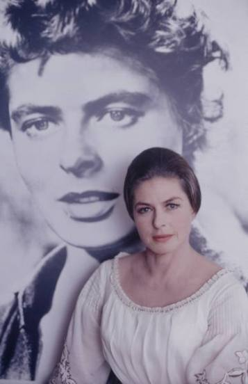 Ingrid Bergman (Interlúdio/Notorious, Alfred Hitchcock, 1946)