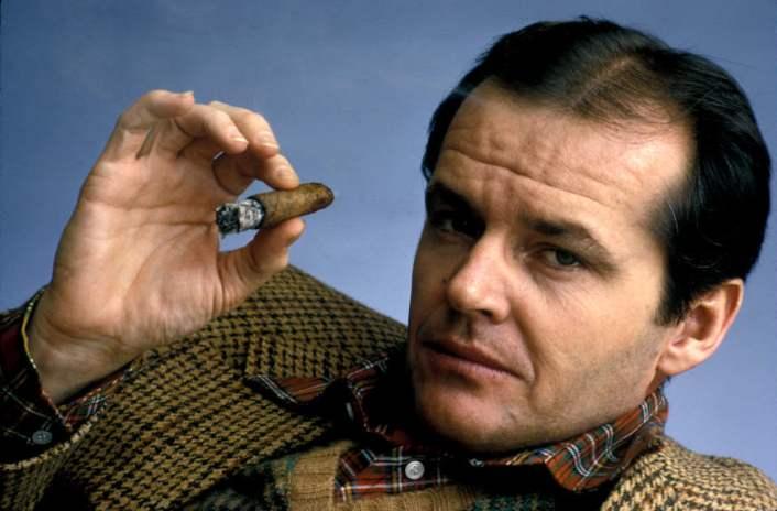 Jack Nicholson for Interview by Klaus Lucka von Zelberschwecht