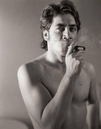 Javier Bardem (Onde os Fracos Não Têm Vez, Coen Brothers, 2007)