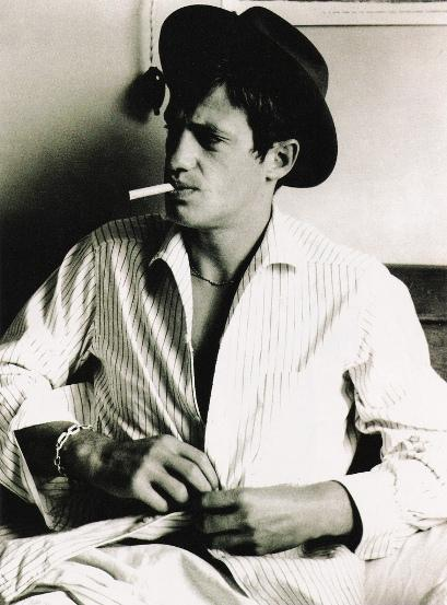 Jean-Paul Belmondo (O Demônio das 11 Horas/Pierrot le fou, Jean-Luc Godard, 1965)