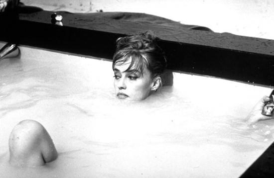 Jeanne Moreau (Jules et Jim, François Truffaut, 1962)