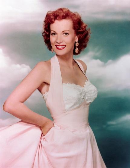 Maureen O'Hara (Depois do Vendaval/The Quiet Man, John Ford, 1952)