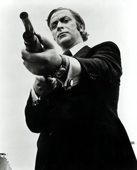 Michael Caine (Carter - O Vingador/Get Carter, Mike Hodges, 1971)