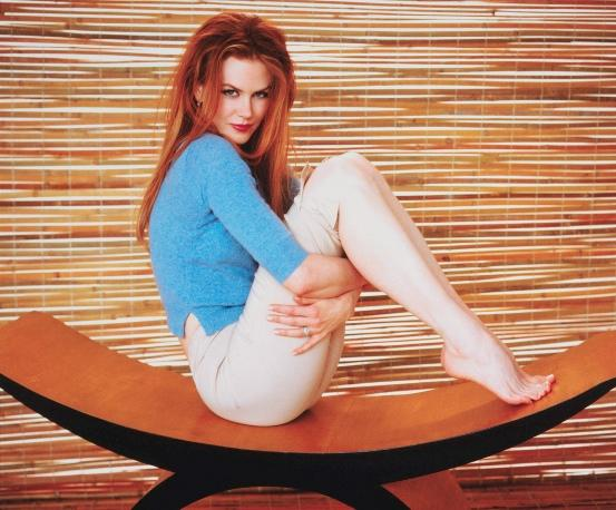 Nicole Kidman (Moulin Rouge! Baz Luhrmann, 2001)
