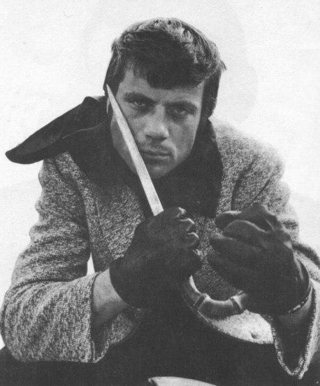 Oliver Reed (Os Demônios/The Devils, Ken Russell, 1971)