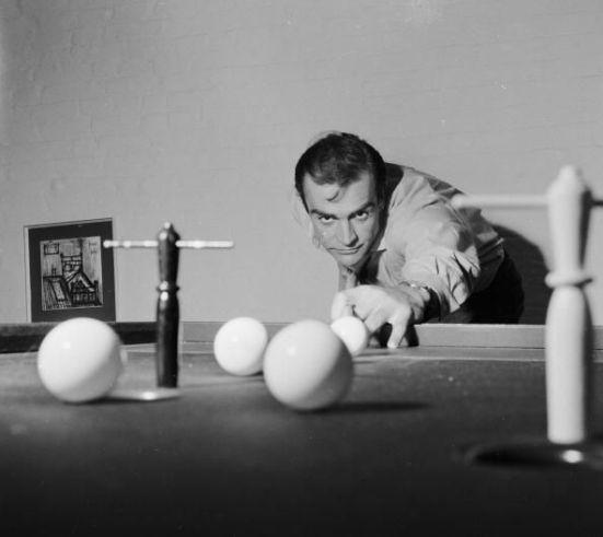 Sean Connery (007 contra Goldfinger, Guy Hamilton, 1964)