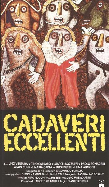 Cadaveri eccellenti (1976)