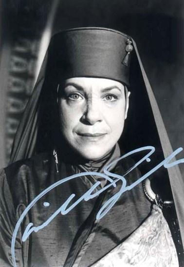 Camille Saviola (Broadway Danny Rose, 1984)