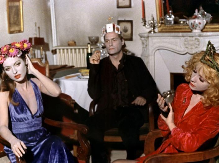 Céline et Julie vont en bateau (1974) Rivette
