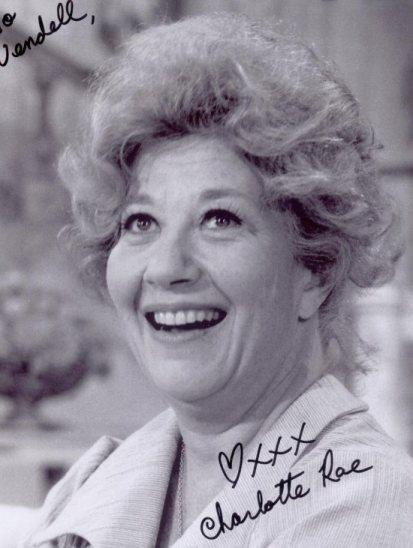 Charlotte Rae (Bananas, 1971)