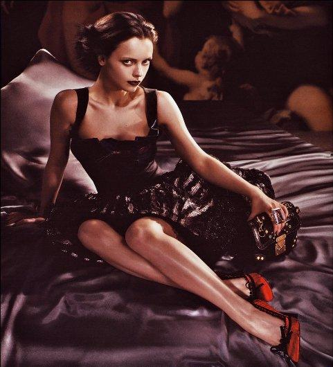 Christina Ricci (Igual a Tudo na Vida/Anything Else, 2003)
