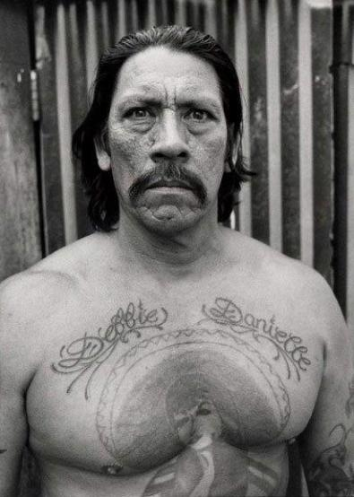 Danny Trejo (Grindhouse/Machete, Robert Rodriguez, 2007)