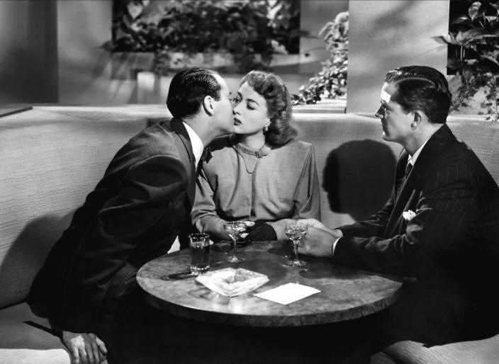 Henry Fonda, Joan Crawford & Dana Andrews (Daisy Kenyon)