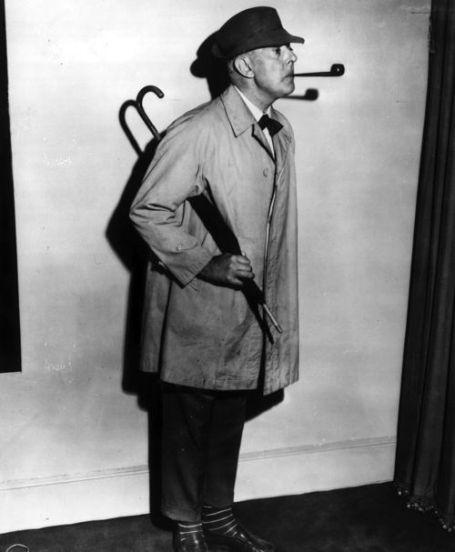 Jacques Tati (Meu Tio/Mon Oncle, Jacques Tati, 1958)