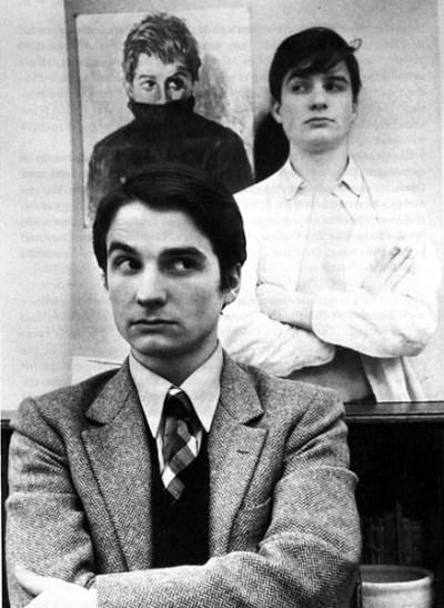 Jean-Pierre Léaud (Saga Antoine Doinel, François Truffaut, 1959/1962/1968/1970/1979)