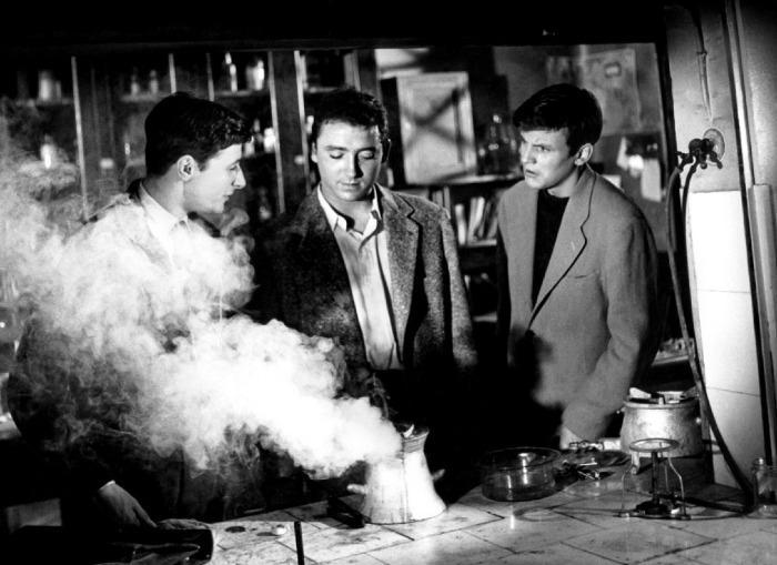 La Verte moisson - Jacques Perrin, Francis Lemonnier, Claude Brasseur