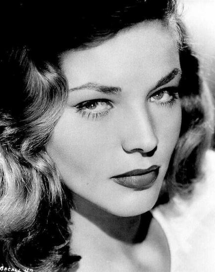 Lauren Bacall (À Beira do Abismo/The Big Sleep, Howard Hawks, 1946)