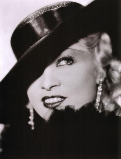 Mae West (Santa Não Sou/I'm No Angel, Wesley Ruggles, 1933)