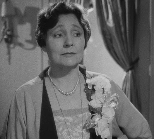 Margaret Dumont (Uma Noite na Ópera/A Night at the Opera, Sam Wood/Edmund Goulding, 1935)