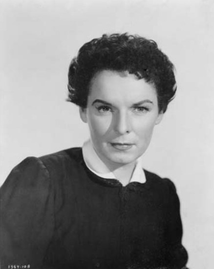 Mercedes McCambridge (Johnny Guitar, Nicholas Ray, 1954)