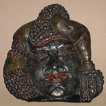 Ornamental Mask