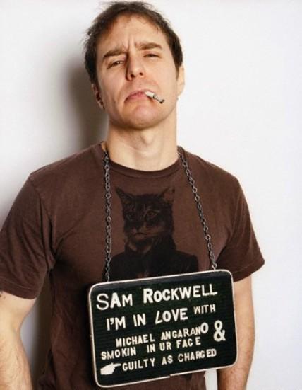 Sam Rockwell (Confissões de uma Mente Perigosa/Confessions of a Dangerous Mind, George Clooney, 2002)