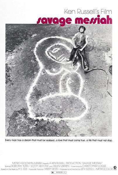 Savage messiah 1972 quixotando savage messiah 1972 fandeluxe Images