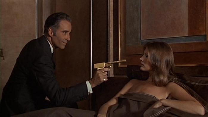 The Man with the Golden Gun - CHRISTOPHER LEE