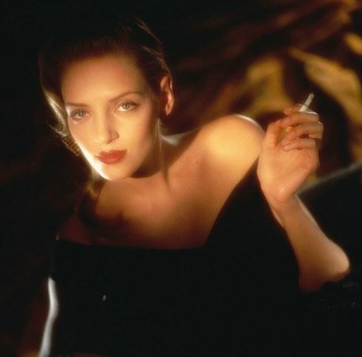 Uma Thurman (Poucas e Boas/Sweet and Lowdown, 1999)